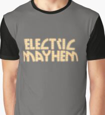 Electric Mayhem Graphic T-Shirt