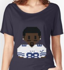 8Bit Dez Bryant 3nigma White 2 Women's Relaxed Fit T-Shirt