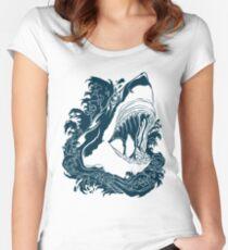 Shark Week Women's Fitted Scoop T-Shirt