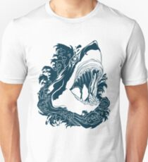 Shark Week Slim Fit T-Shirt
