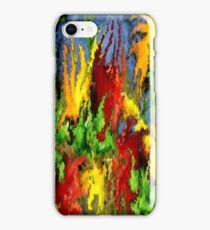 modern composition 23 by rafi talby iPhone Case/Skin