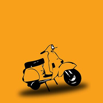 a vespa px by johnvikias
