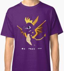 Camiseta clásica Spyro el dragón