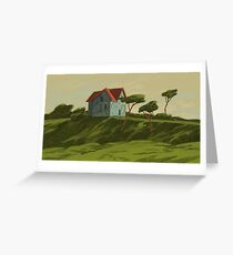 Hopper tribute Greeting Card