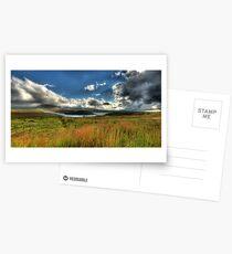 U-Bend Panoramic Postcards