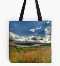 U-Bend Panoramic Tote Bag