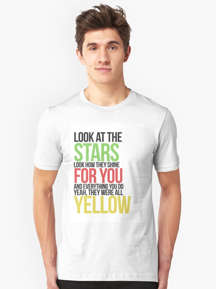 Coldplay - Yellow by Jakerti