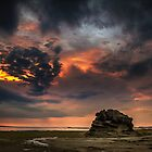 Fiery Storm by Julie Begg