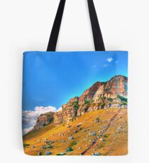 RAPP Mountain Panoramic Tote Bag