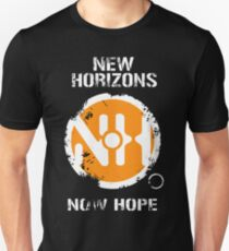 New Horizons T-Shirt - Inspired by Dead Space Slim Fit T-Shirt