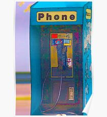 Pay Phone Poster
