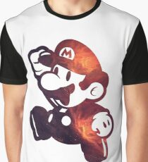 Super Mario Graphic T-Shirt
