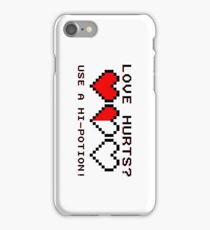 Love Hurts iPhone Case/Skin