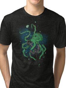 Drown with your secrets Tri-blend T-Shirt