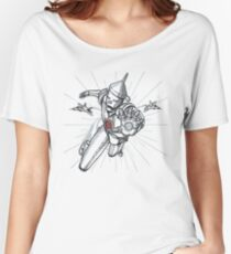 Iron Tin Man Women's Relaxed Fit T-Shirt