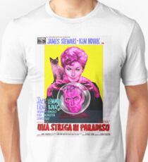 Italian Poster of Bell Book and Candle Unisex T-Shirt