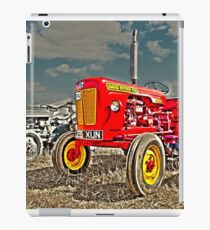 David Brown 990 iPad Case/Skin