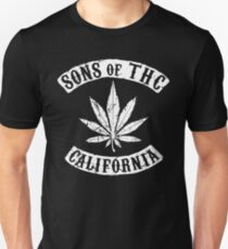 Sons of THC - California T-Shirt