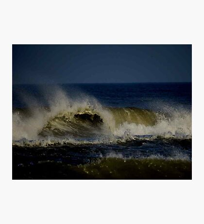 Ocean Wave Photographic Print