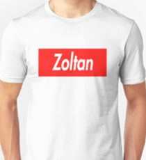 Zoltan Supreme Unisex T-Shirt