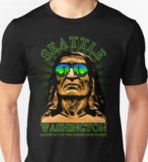Seattle - Gateway to the Pacific Northwest T-Shirt
