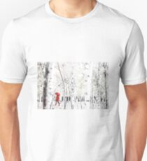 Winter Birches T-Shirt