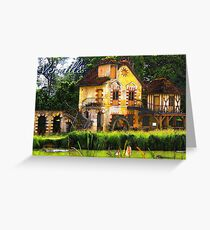 Versailles Mill Greeting Card