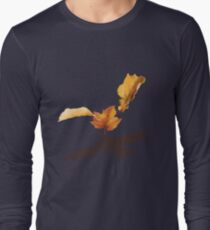 Leaf on the Wind Long Sleeve T-Shirt