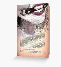 Teeth Greeting Card