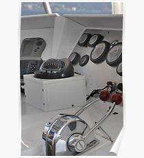 Boating Fun Poster