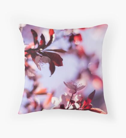 Stay like this forever Throw Pillow