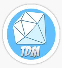 DanTDM Sticker