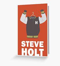 Arrested Development, Steve Holt Illustration Greeting Card
