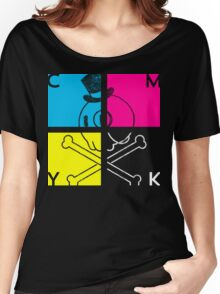 Live & In Color Women's Relaxed Fit T-Shirt