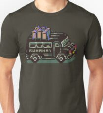 Runaway 5 (Tonzura Brothers) Bus - Earthbound T-Shirt