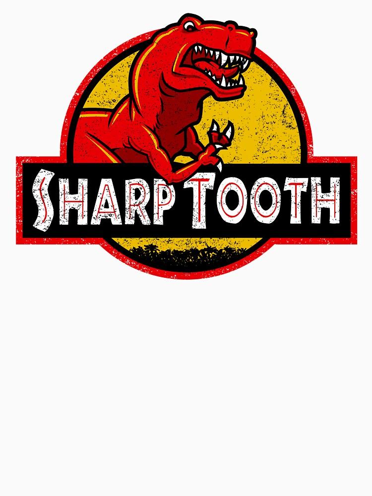 9f6bdc7e Sharp Tooth T-Shirt (Land Before Time - Jurassic Park)