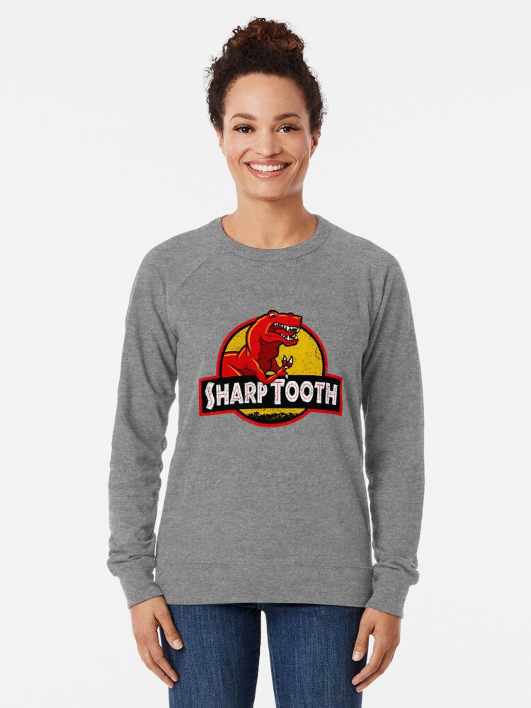 Land Before Time Mens Sharptooth Sweater