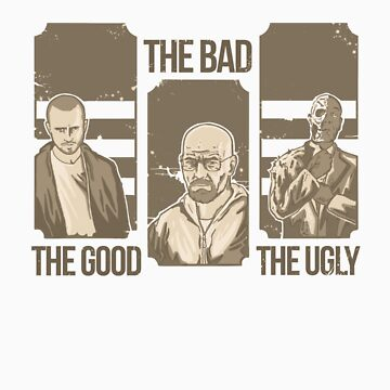 the good the bad & the ugly! (Jesse version) by oliviero
