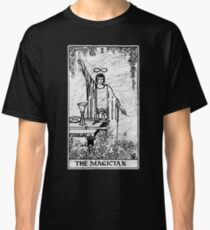 The Magician Tarot Card - Major Arcana - fortune telling - occult Classic T-Shirt