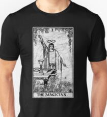The Magician Tarot Card - Major Arcana - fortune telling - occult Slim Fit T-Shirt