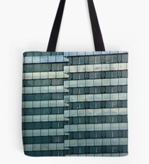 Urban Pattern (Color) Tote Bag
