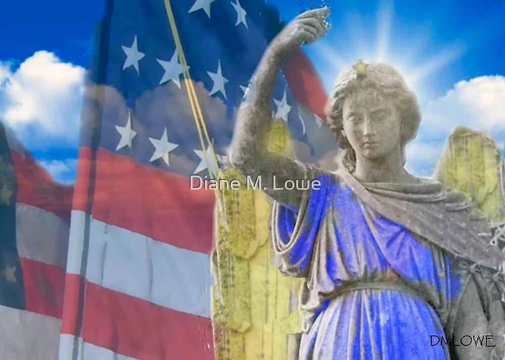 An American Angel by Diane M. Lowe