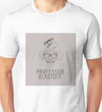 Professor Blastoff Design T-Shirt