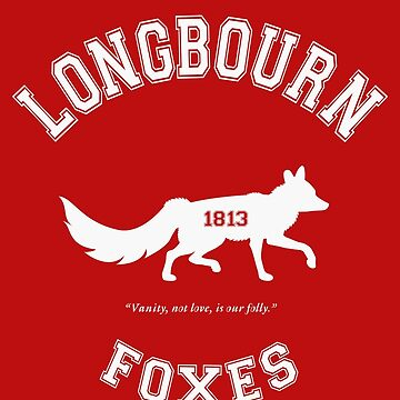 Longbourn Foxes - Pride and Prejudice - Team Bennet by amazon284