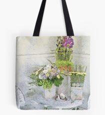 Tipping the Cups Tote Bag