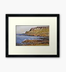 Giants Causeway, Northern Ireland Framed Print