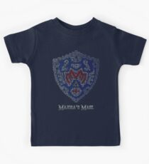 Hero's Shield (Poem) Kids Clothes