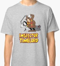 Inspector Timelord Classic T-Shirt