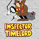 Inspector Timelord by Malcassairo