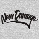 New Damage Pocket (Black) by newdamage
